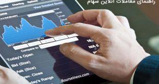 روش انجام معاملات اینترنتی و غیرحضوری در بورس