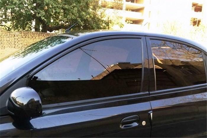 جلوگیری از حرکت خودروهای شیشه دودی در غرب تهران