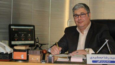 بیوگرافی سیدرضا جمشیدی