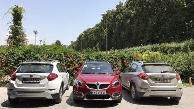 خودرو جدید شرکت پارس خودرو با نام برلیانس کراس در مشهد رونمایی شد