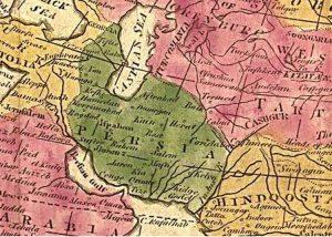 نام خلیج فارس در برخی از اسناد تاریخی