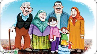 ویژگی های خانواده شاد ایرانی از دیدگاه روان شناسی- ویدئو
