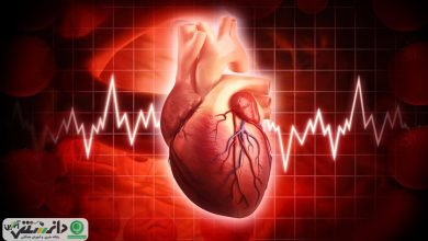 وقتی که قلب از کار می افتد چه اتفاقی برای بدن رخ می دهد ؟+ موشن گرافی