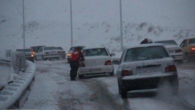پلیس راهور: بدون اطلاع از وضع جاده ها؛ سفر نکنید !