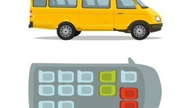امن ترین نقاط برای نشستن در وسایل نقلیه مختلف کجاست ؟ +اینفوگرافیک