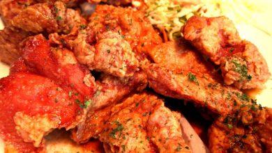 طرز تهیه مرغ سوخاری با طعم سیر