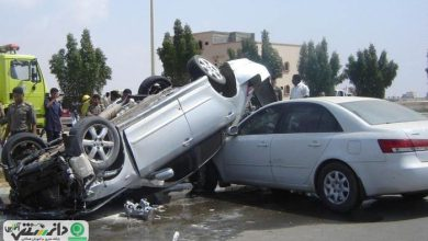اگر با خودروهای لوکس تصادف کردید از این قانون استفاده کنید !