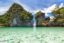 پوکت تایلند یکی از بهترین مقصدهای گردشگری در فصل بهار