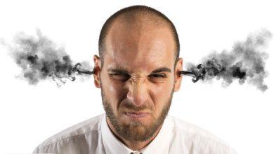 چگونه خشم خود را کنترل کنیم ؟+انیمیشن