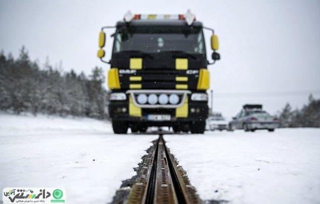 احداث اولین جاده شارژکننده کامیونهای برقی در سوئد
