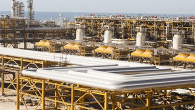 رکورد تولید گاز کشور در منطقه انرژی پارس شکسته شد