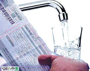 قيمت هر متر مكعب آب آشامیدنی در ايران و كشورهای +اینفوگرافیک