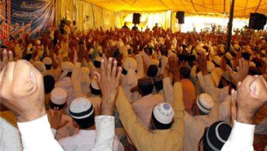 آداب و رسوم مردم پاکستان در جشنهای نیمه شعبان + تصاویر