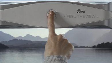 پنجره هوشمند فورد و کمک به بینایی نابینایان +ویدئو