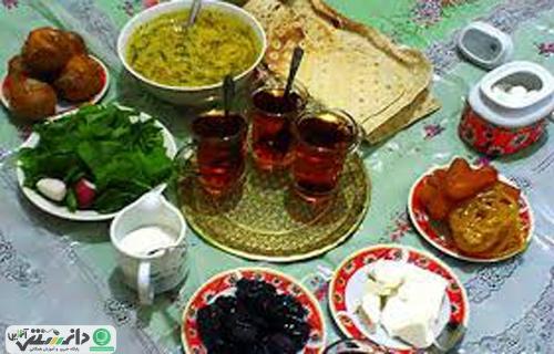 کارشناس تغذیه: مصرف غذا در رمضان باید 30 درصد کمتر شود