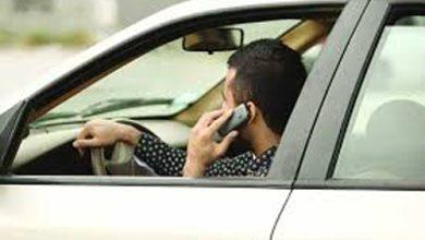 جریمه صحبت کردن با موبایل هنگام رانندگی سه برابر شد