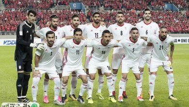 لیست تیمملی فوتبال ایران در جامجهانی ۲۰۱۸ روسیه نهایی شد