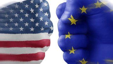 اتحادیه اروپا علیه آمریکا وارد عمل شد