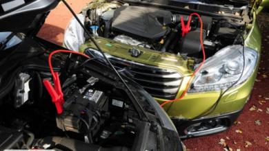 نحوه صحیح باتری به باتری کردن خودرو