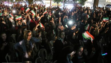 بازگشت ملی پوشان فوتبال ایران در میان استقبال باشکوه مردم
