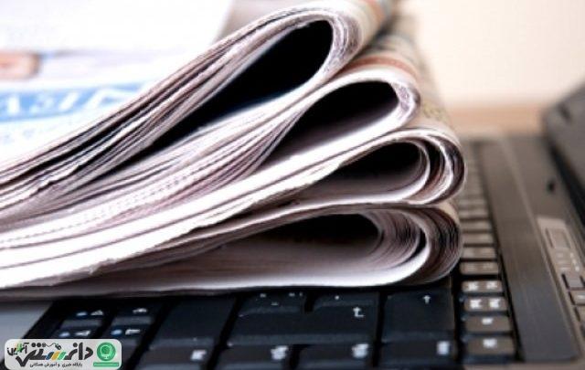 مطبوعات بازیگران اصلی اینترنت باشند