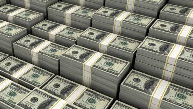 کشف ۱۴۶ هزار دلار تقلبی در بازار سیاه