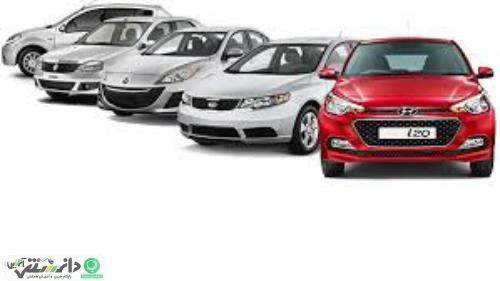 کیفیت خودروهای داخلی در خرداد