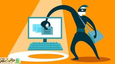 سرقت در فضای مجازی چگونه است؟+ اینفوگرافیک