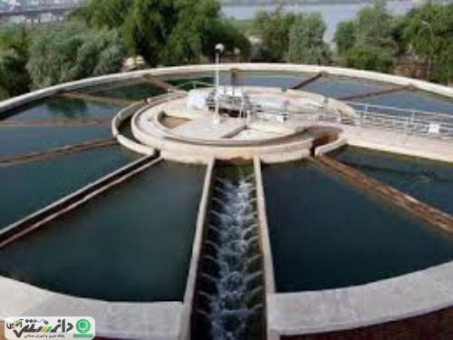 مطمئنترین منبع آب در کشور پساب است