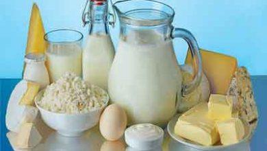 عواقب کاهش مصرف لبنیات در سبد غذایی مردم