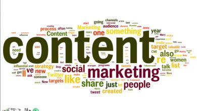 بازاریابی محتوایی +اینفوگرافیک