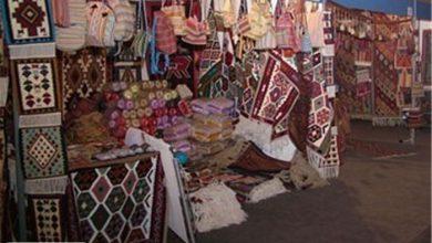 افتتاح نمایشگاه ملی صنایع دستی