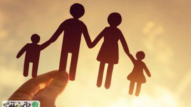 مهارت های خانوادگی در سیره رضوی +اینفوگرافیک