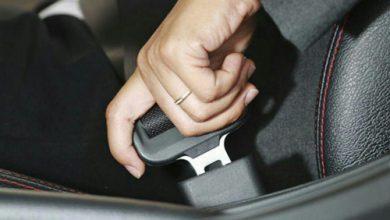 راهکار رفع قفل شدن کمربند ایمنی در هنگام تصادفات