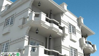 دلایل توجه به نمای زیبای ساختمان