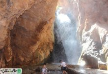 آشنایی با زیبایی ها و شگفتی های آبشار مجن
