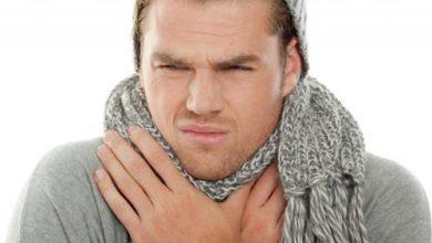 درمان گلودرد با ۱۰ راه کابردی ساده +اینفوگرافی