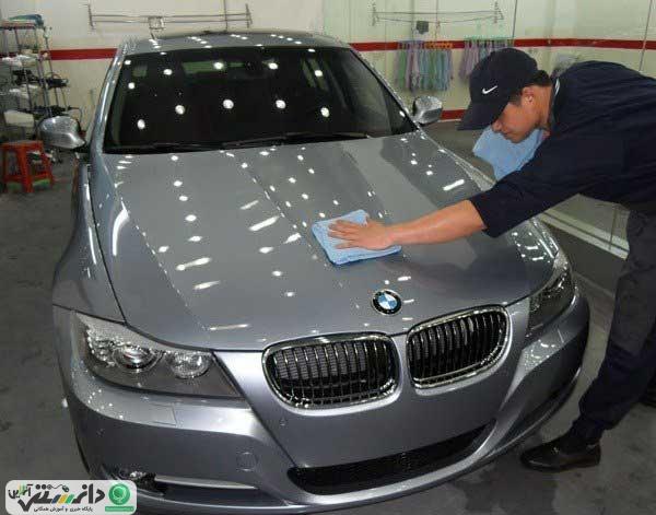 نانو سرامیک و کاربرد آن در پوشش خودروها