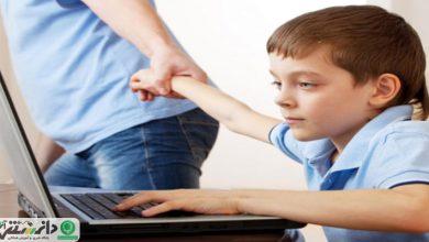 استاندارد تشخیص اعتیاد به اینترنت در نوجوانان