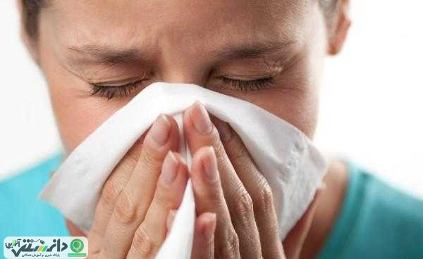 حساسیت فصلی را از سرماخوردگی چگونه تشخیص دهیم؟