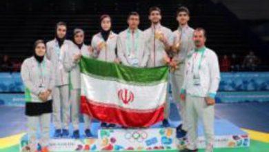 ایران در بازی های پاراآسیایی با 135مدال همچنان در رده سوم جدول
