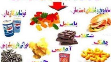 لیست خوراکیهای مجاز و ممنوعه بوفههای مدارس اعلام شد