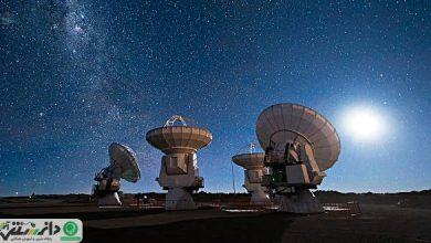سیگنال های رادیویی اسرارآمیز از عمق فضا شناسایی شد