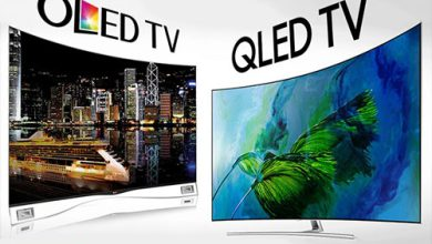 تلویزیون OLED و تلویزیون QLED ،کدام یک را بخریم؟