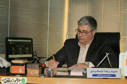 جمشیدی نامزد شرکت در انتخابات نمایندگان مدیران مطبوعات شد