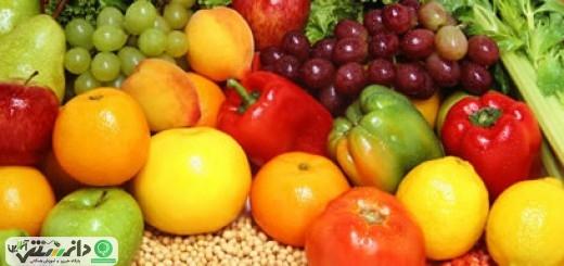 مواد غذایی افزایش دهنده طول عمر کدامند ؟