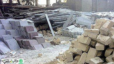 محاسبه سرانگشتی از مقادیر مصالح مصرفی ساختمان