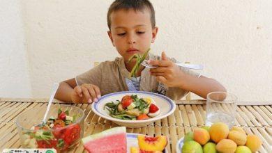 اصلاح الگوی مصرف غذایی با ذائقه سازی در کودکان