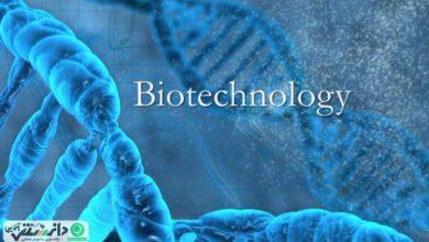 زیستفناوری یا بیوتکنولوژی و کاربردهای آن چیست ؟