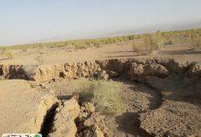 کاوش در دشت ورامین برای شناخت وضعیت آب وهوایی پیش از تاریخ